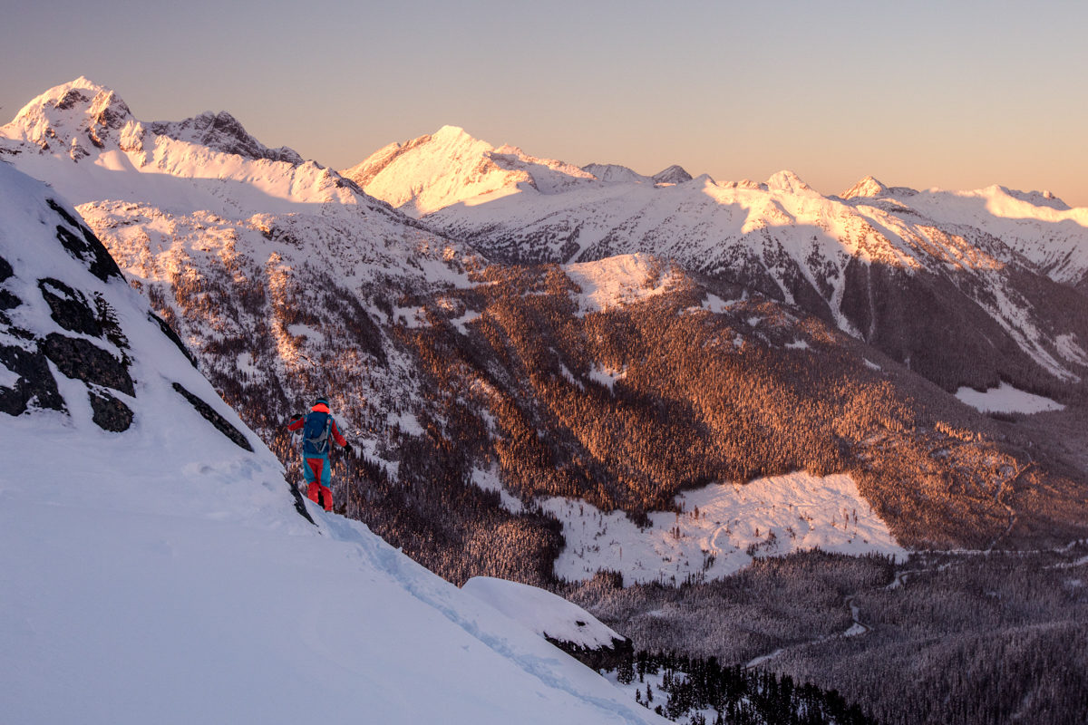 Heli Skiing & Snowboarding in the Whistler Backcountry